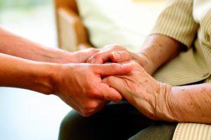 Помощь в уходе за стариками